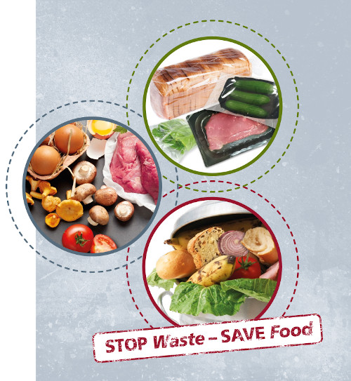 Leitfaden Stop Waste - Save food